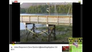 ☢PROOF☢ Fukushima Radiation West Coast SCAM by BeautifulgirlbyDana & Tofino John Wynne