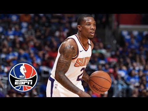 Paul Pierce, Jalen Rose, Tracy McGrady and Chauncey Billups talk Bledsoe-Suns | NBA Countdown | ESPN