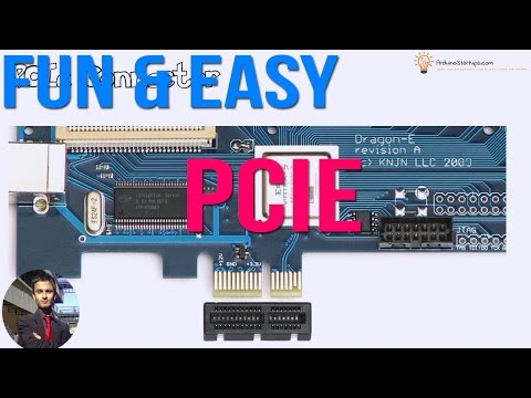 Fun and Easy PCIE - How the PCI Express Protocol works