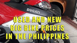 Used and New Big Bikes For Sale in The Philippines.