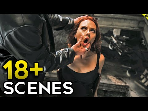 18+ Scenes In MCU | Scenes That are Not meant For Kids : Explained In Hindi