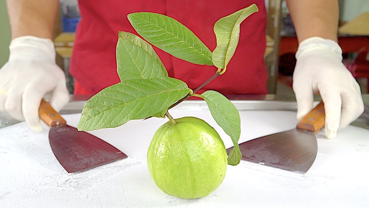 a guava levelek fogynak)