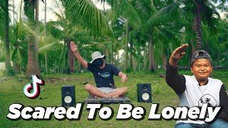 DJ AKU JADIKAN PASSWORD x DIAMOND IN THE SKY ! Scared To Lonely ( DJ DESA Remix )
