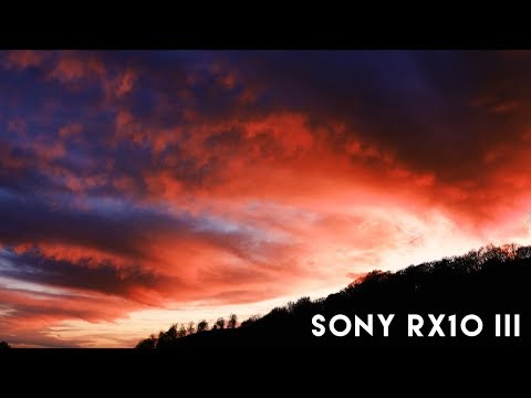 Sony RX10 III On-Field Experiments: Ghoul Valley