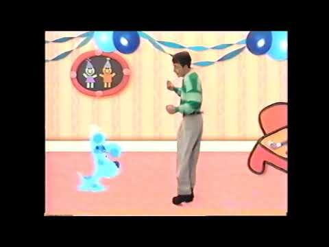 Blue's Clues -  Blue's Birthday Song