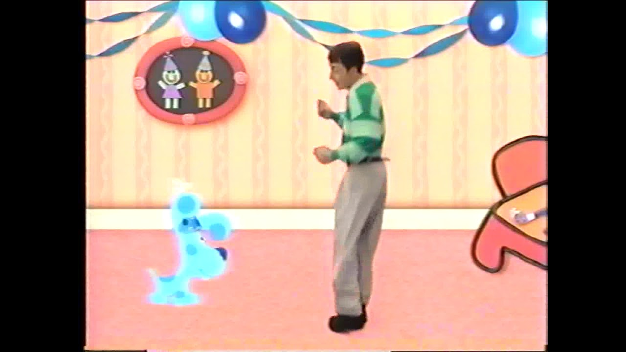 Blue's Birthday Song