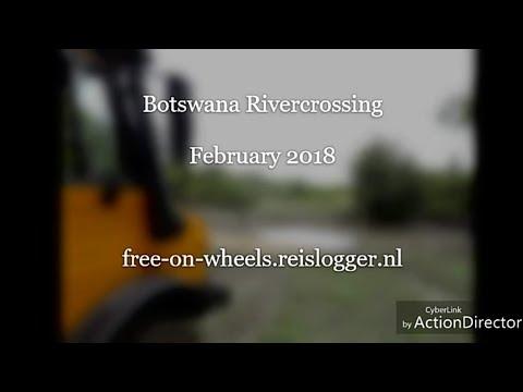 Africa Tour - Botswana Rivercrossing / UNIMOG