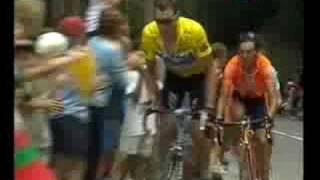 Tour de France-Lance Armstrong