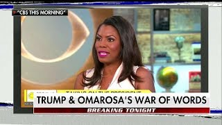 Geraldo Responds to Omarosa, Trump