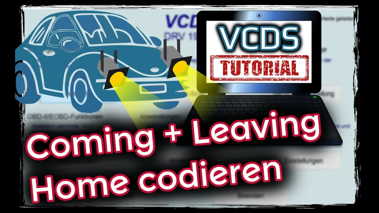 vcds coming home leaving home codieren golf 6 youtube. Black Bedroom Furniture Sets. Home Design Ideas