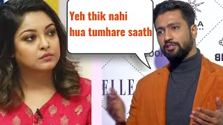 Vicky Kaushal Reaction On Tanushree Dutta Nana Patekar Controversy