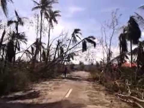 Typhoon Yolanda  Sara Iloilo