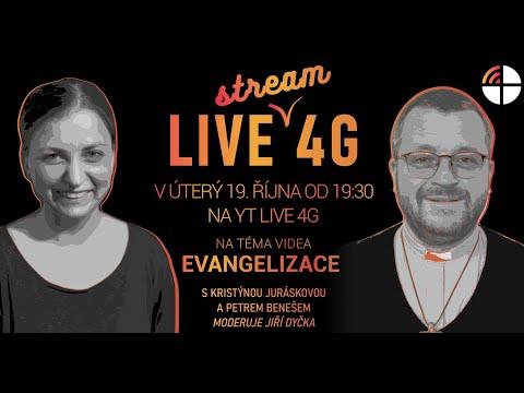 O EVANGELIZACI   Livestream 4G