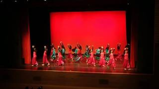 Aangikam Dance Academy at BosTown Raas 2016
