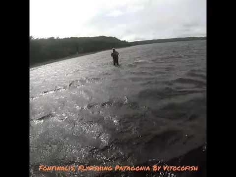 Fontinalis flyfishing Patagonia by vitocofish