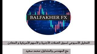 التحليل الأسبوعي لسوق العملات الأ…