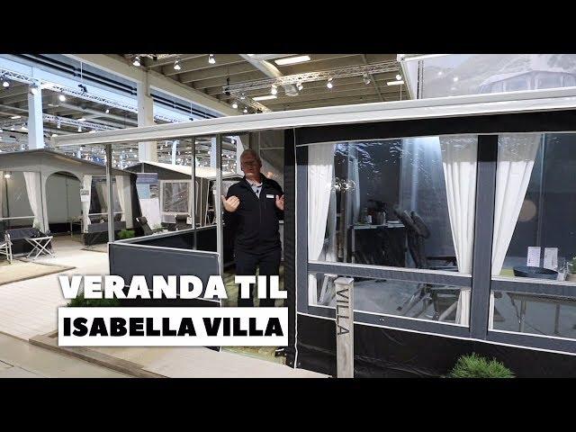 Veranda til Isabella Villa