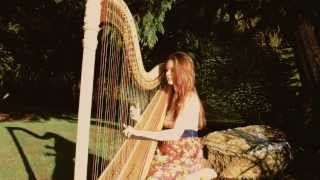 harp music all i ask of you from phantom of the opera