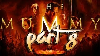 The Mummy: Tomb of the Dragon Emperor (Wii, PS2) Walkthrough Part 8