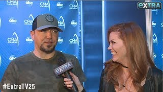 How Jason Aldean Came Up with His Baby Girl's Name