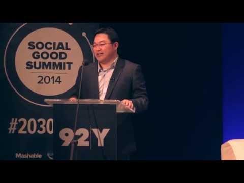 刘特佐于《Mashable社会公益峰�》演说 (Jho Low's Full Speech at the Mashable Social Good Summit)