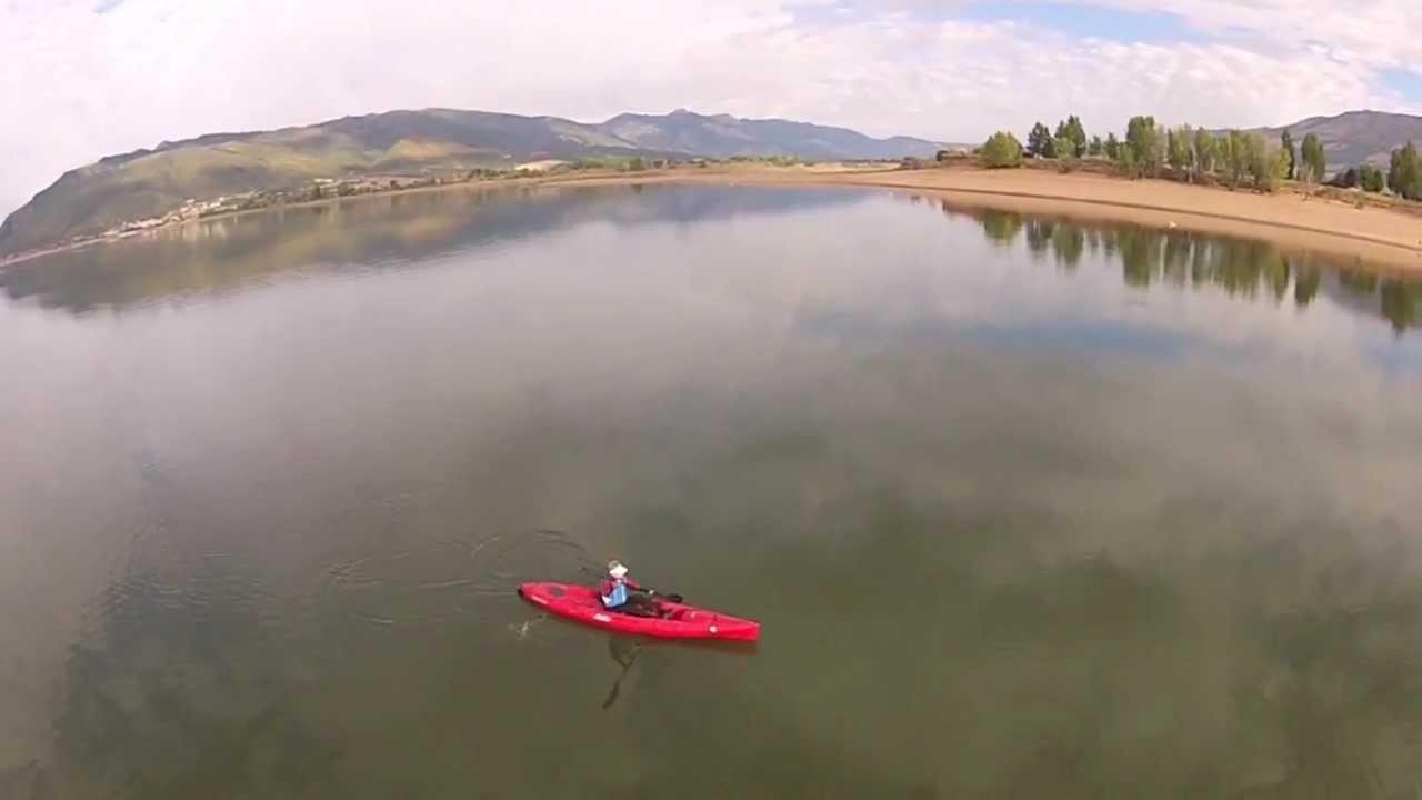Wasatch Kayaking Summer Kayak Ogden Valley Utah Pineview ...