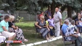 Скандал в селе Елизавета на встрече с платформой DA. 04.09.2016