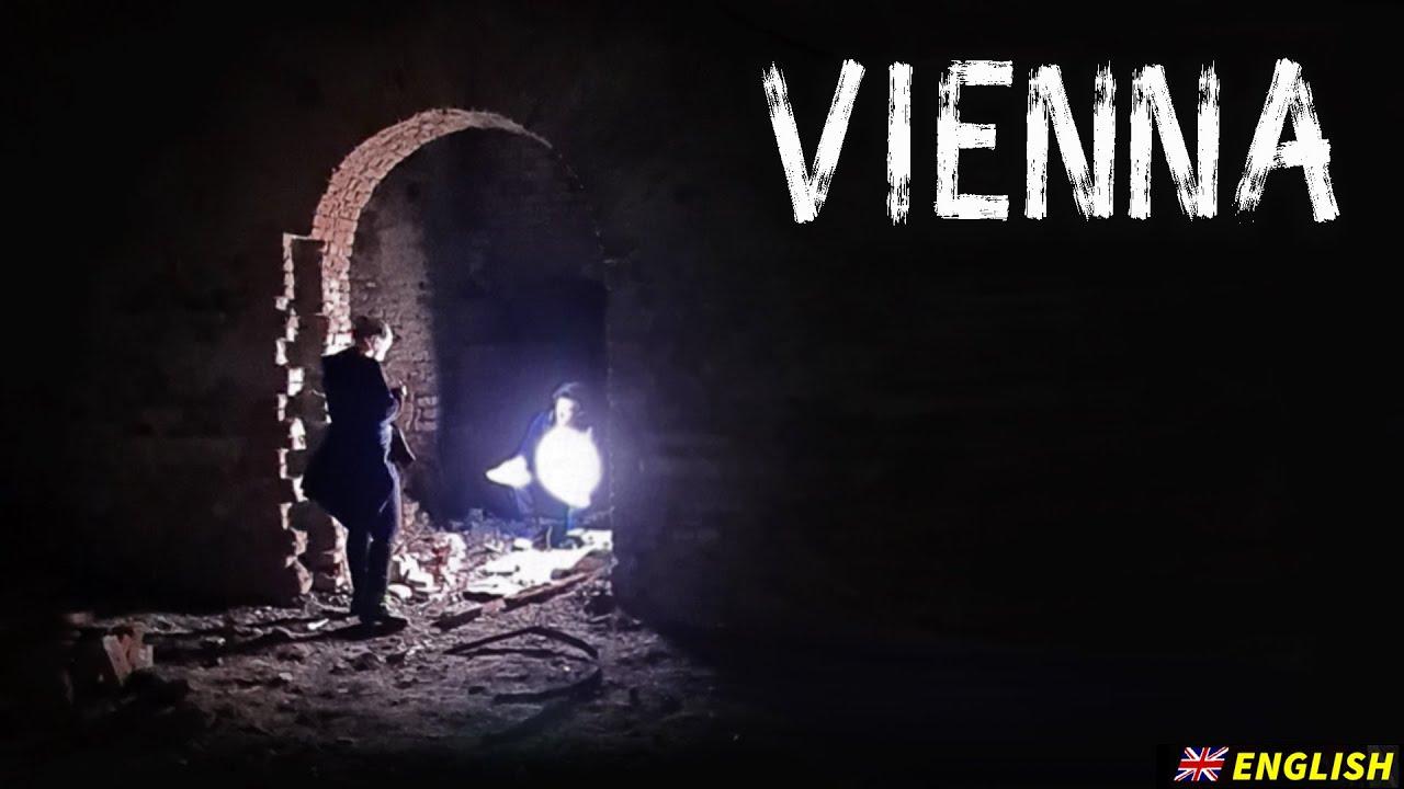 The lost underworld of Vienna ⛔ (@vergessenes.wien on Instagram)