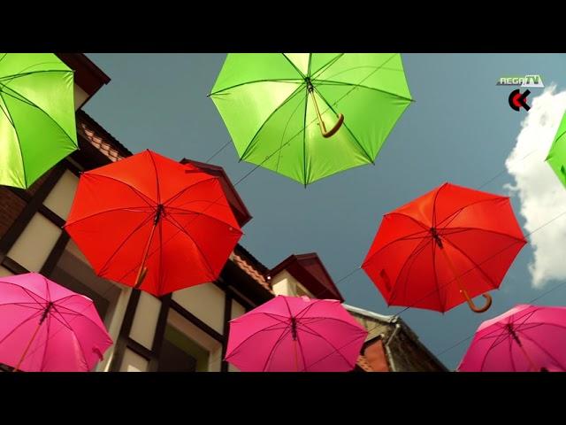 Magiczna Ulica Parasoli 2021