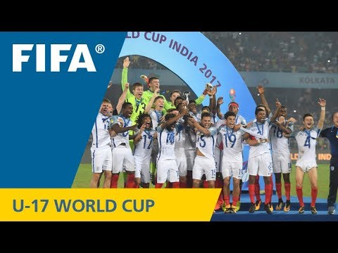 The Final: England v Spain – FIFA U-17 World Cup India 2017