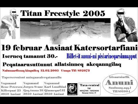 Freestyle battle nukarliit 2005 aasiaat