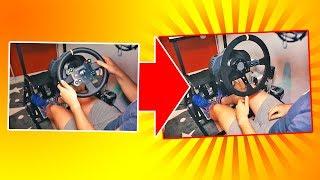 Forza Horizon 4 - Od zera do driftera #4 + Nowa kierownica!
