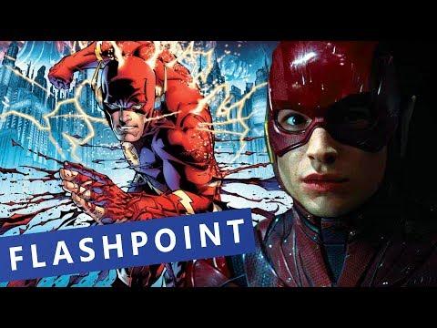 The Flash: Flashpoint | Wie der Solo-Film DC verändern könnte!