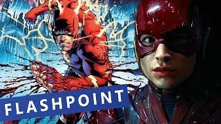 The Flash: Flashpoint   Wie der Solo-Film DC verändern könnte!