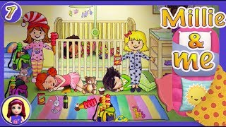 My Playhome Millie & Me Sleepover Ep 7 App Gameplay Silly Play Kids Story