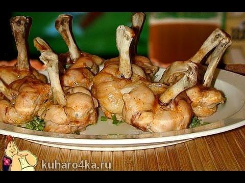 Тушить курицу в фольге в духовке
