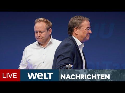 UNION ÜBT OPPOSITION: Kritik an Ampel-Sondierungspapier - Zweifel an Finanzen | WELT Newsstream
