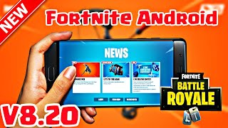 Fortnite Android V8.40 Mod APK Working | GPU/VPN error Fix | Download Link in Description | GWA