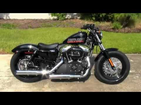 New 2013 Harley-Davidson XL 1200X Sportster Forty-Eight - Dealer ...