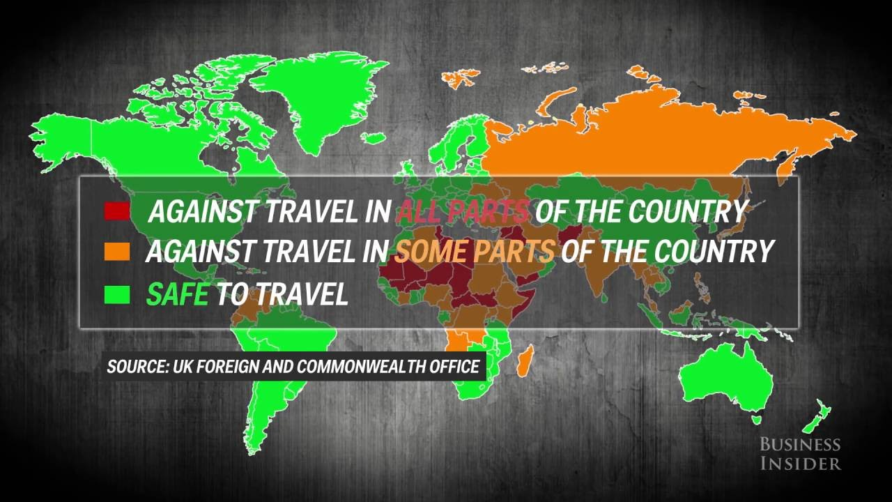 Most dangerous countries for tourists youtube most dangerous countries for tourists gumiabroncs Images