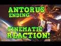 Antorus Ending Cinematic REACTION!