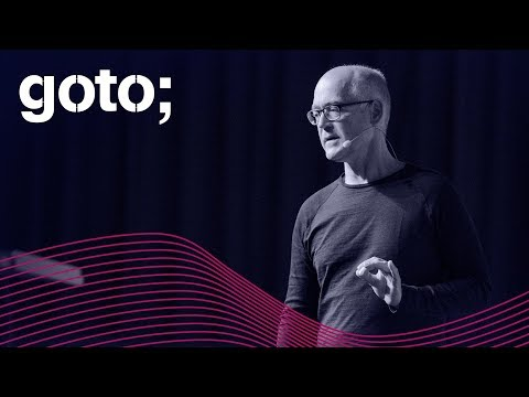GOTO 2018 • On the Road to Artificial General Intelligence • Danny Lange