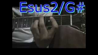 How To Play Brian White's God Gave Me You on Acoustic Guitar Mp3