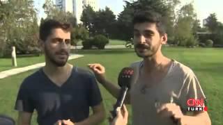 Türkiye'nin ilk eşcinsel evliliğini yapan çifti CNN Türk'de