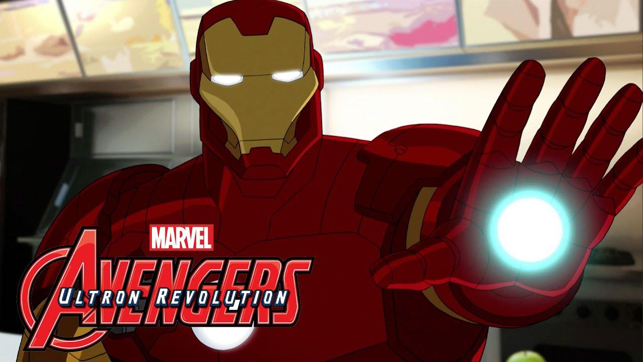 Download Marvel's Avengers: Ultron Revolution Season 3, Ep. 9 - Clip 1