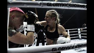GLORY 60: Sofia Olofsson vs. Cindy Silvestre - Full Fight