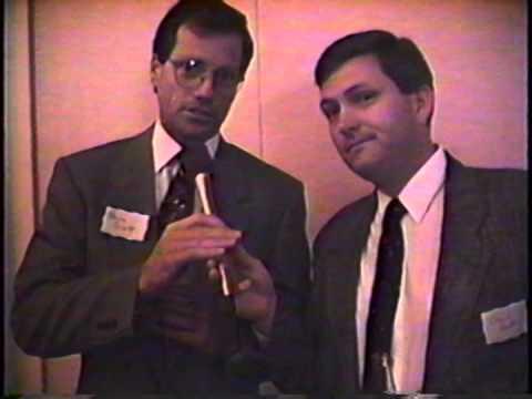 Jim Hayes Retirement Dinner June 5, 1993