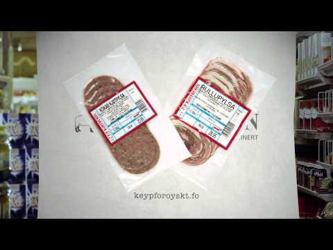 Keyp Føroyskt frá Kjøtbúðini