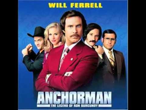 Anchorman The Legend Of Ron Burgundy by Alex Wurman (2004)