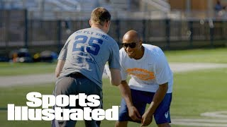 How hard is it to catch a pass against Chris Harris Jr.? | MMQB with Peter King | SI.com